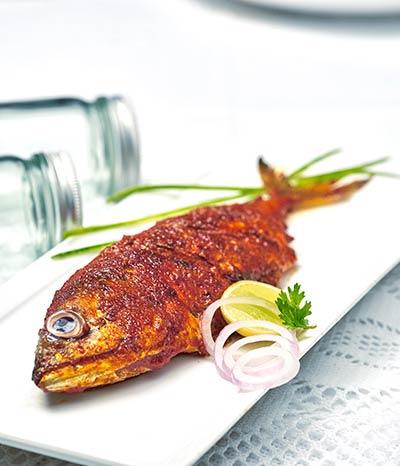 Masala Fry Fish