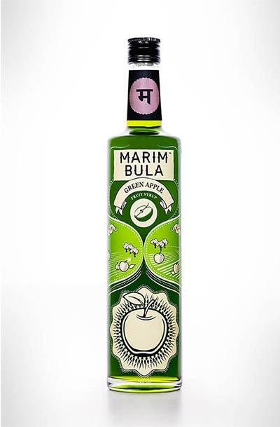 Green Apple Italian Soda