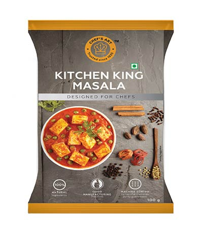 Kitchen king masala food service india for Kitchen king masala