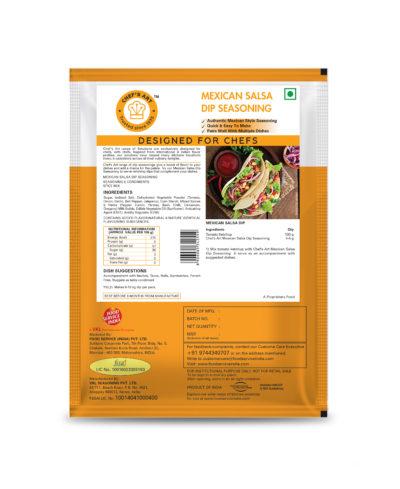Mexican Salsa Dip Seasoning