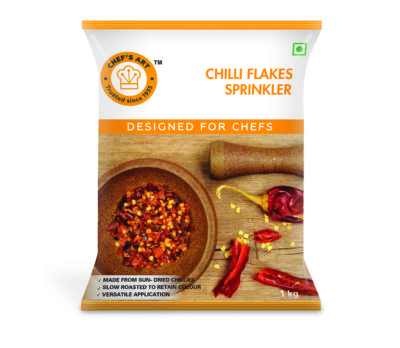 Chilli Flakes Sprinkler