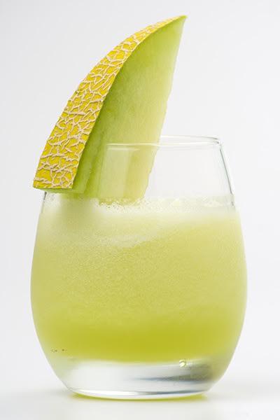 Honeydew Melon Italian Soda