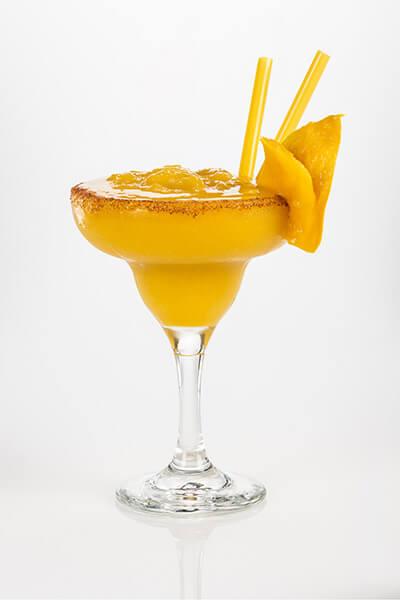 Mango Italian Soda