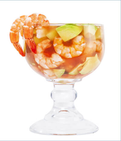 Mexican Prawns Cocktail