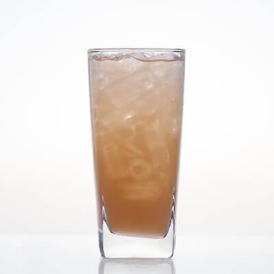 Tamarind Italian Soda