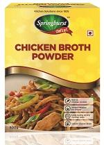 Springburst Chicken Broth Powder