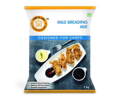 Mild Breading Mix