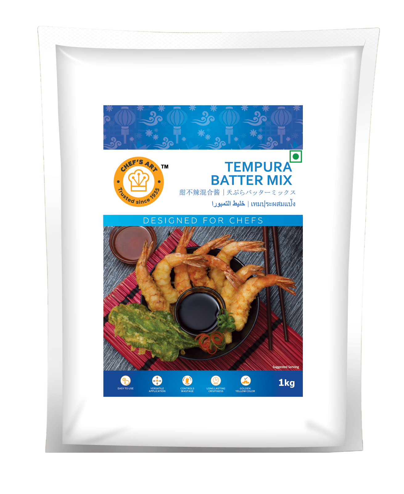 Tempura Batter Mix Food Service India